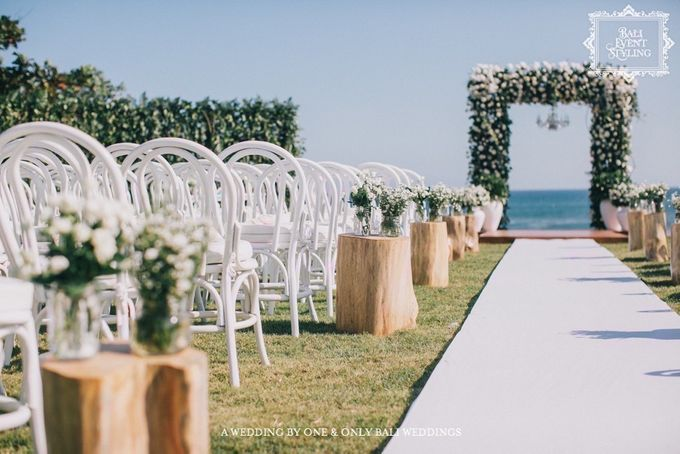 Ash & Coco Wedding by Bali Event Hire - 001