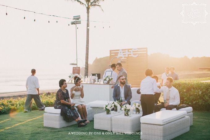 Ash & Coco Wedding by Bali Event Hire - 002