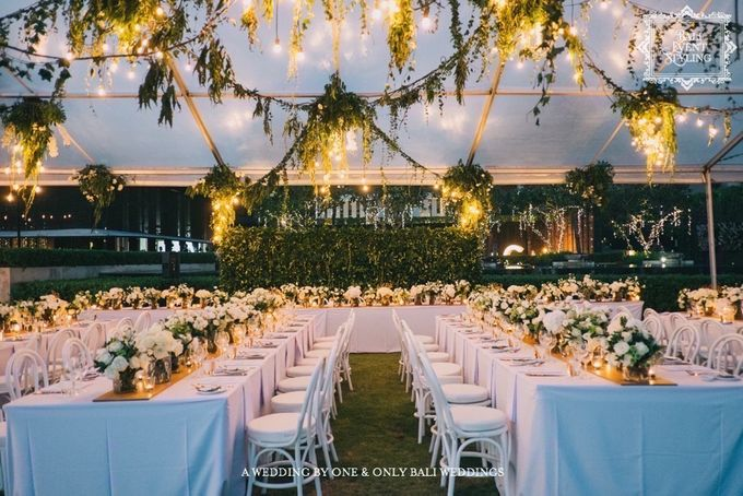 Ash & Coco Wedding by Bali Event Hire - 004