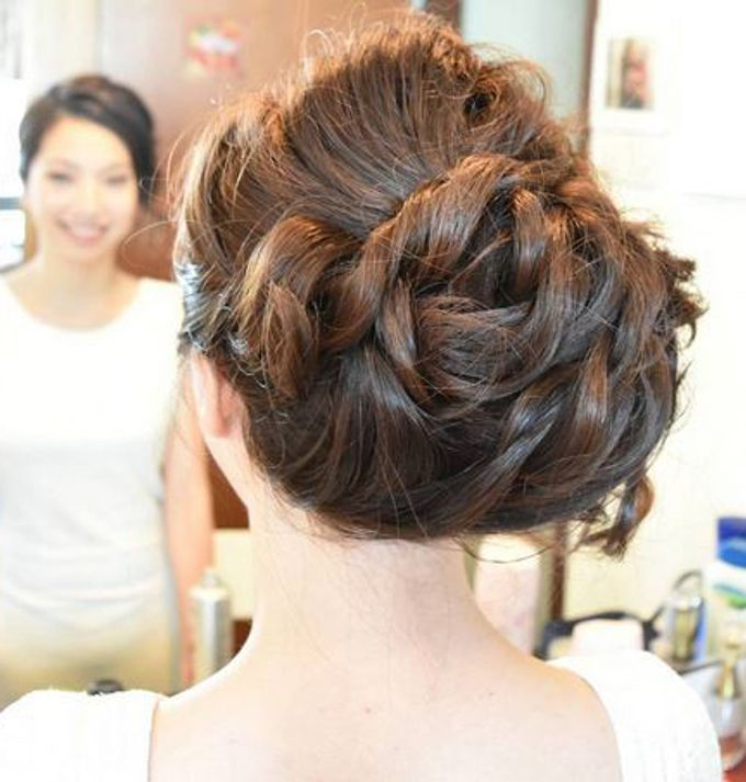 Hairstyling by Après Makeup - 003