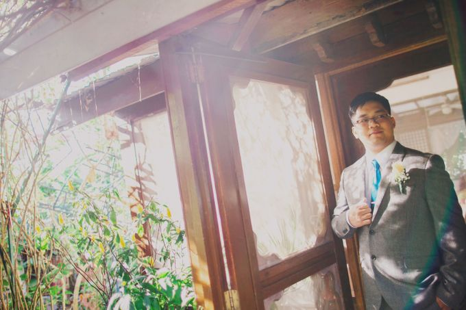 Intimate Wedding in Tagaytay - Charles and Carla by David Garmsen Photo and Video - 004