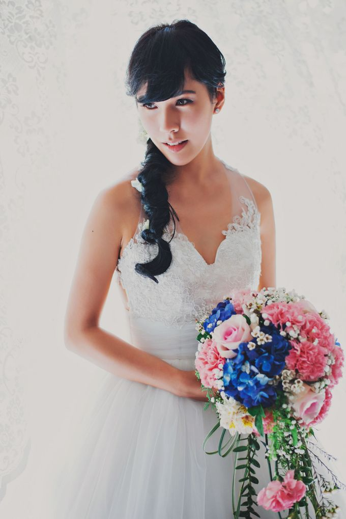 Intimate Wedding in Tagaytay - Charles and Carla by David Garmsen Photo and Video - 002