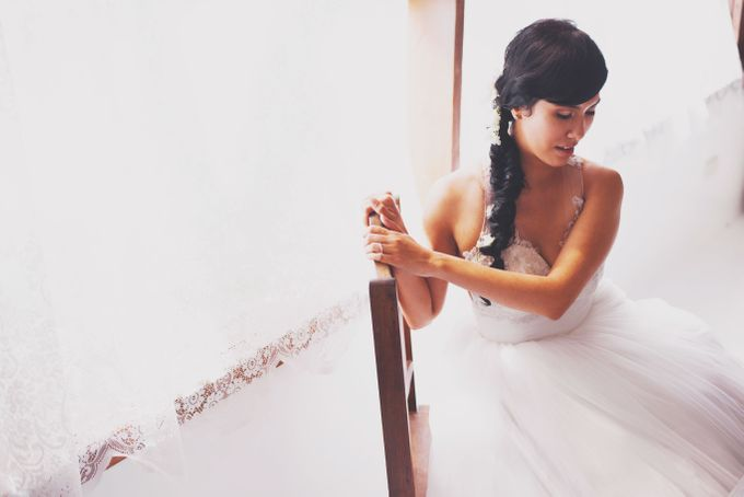 Intimate Wedding in Tagaytay - Charles and Carla by David Garmsen Photo and Video - 009