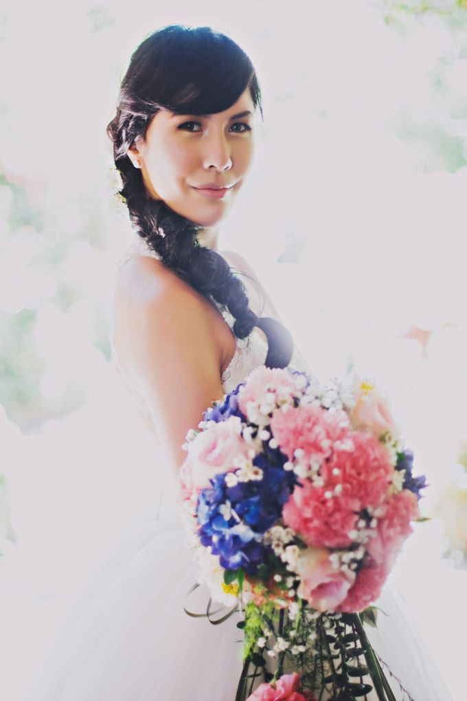 Intimate Wedding in Tagaytay - Charles and Carla by David Garmsen Photo and Video - 012