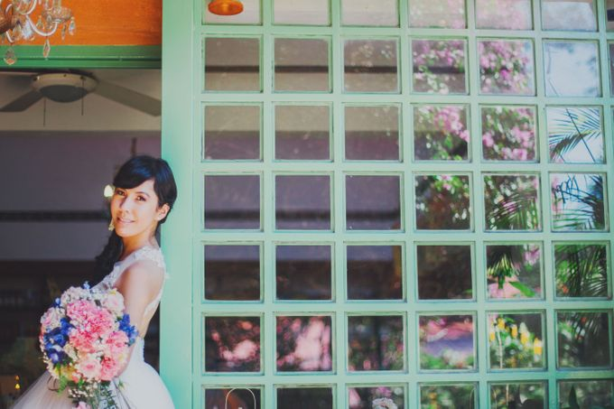 Intimate Wedding in Tagaytay - Charles and Carla by David Garmsen Photo and Video - 013