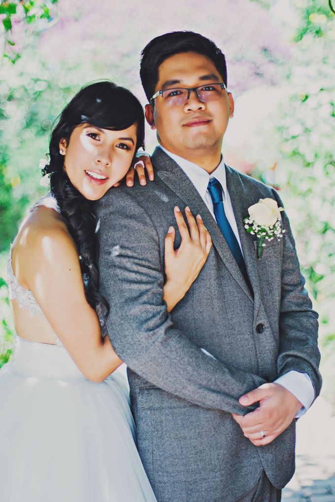 Intimate Wedding in Tagaytay - Charles and Carla by David Garmsen Photo and Video - 020