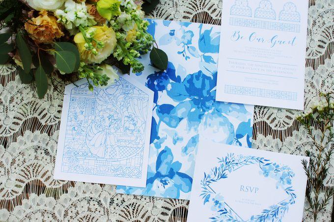Beauty and the Beast Garden Wedding by Endear Weddings - 035
