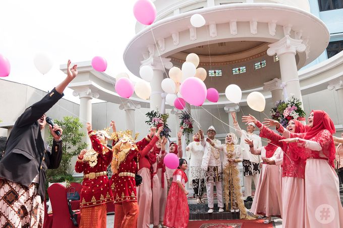 Noven & Reza Traditional Wedding Palembang by #thephotoworks - 014