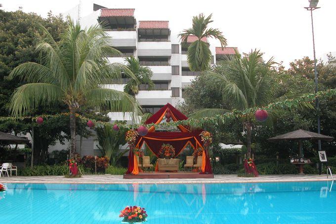 Singosari Room - Pool Side by Hotel Borobudur Jakarta - 001