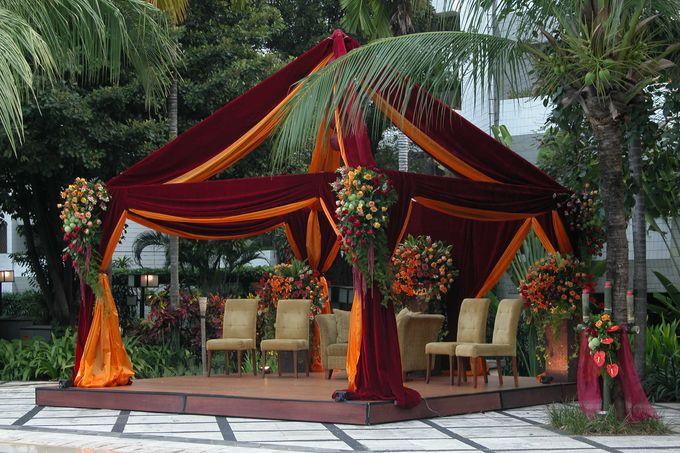 Singosari Room - Pool Side by Hotel Borobudur Jakarta - 006
