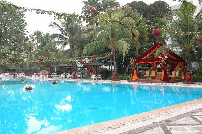 Singosari Room - Pool Side by Hotel Borobudur Jakarta - 010