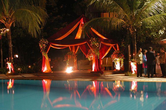 Singosari Room - Pool Side by Hotel Borobudur Jakarta - 014