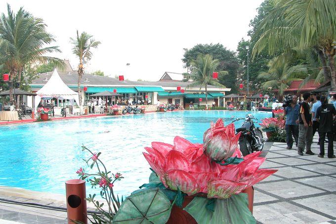 Singosari Room - Pool Side by Hotel Borobudur Jakarta - 011