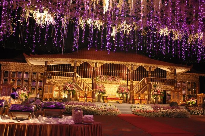 wedding decoration by hotel aryaduta medan bridestorycom