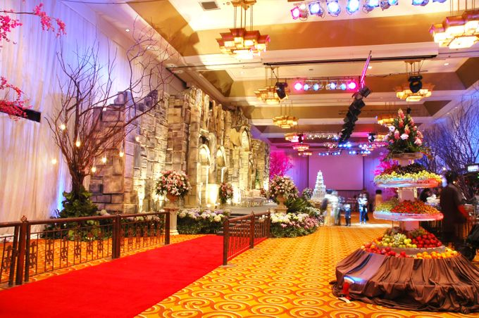 Flores Ballroom by Hotel Borobudur Jakarta - 003