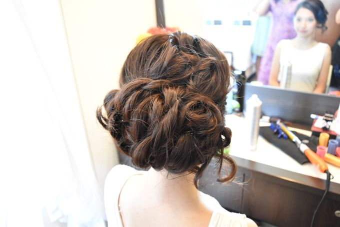 Hairstyling by Après Makeup - 002