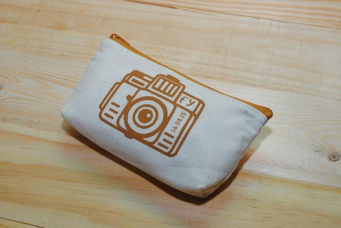 souvenir pouch blacu by Plung Creativo - 004