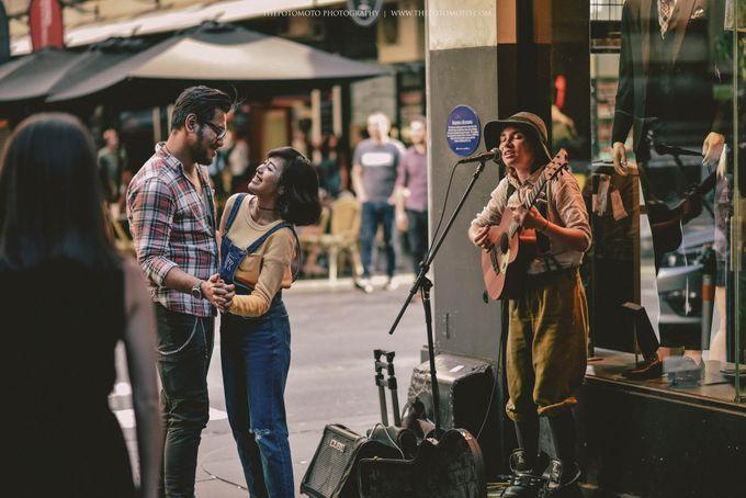 Neshia & Agra Melbourne Prewedding Day II by Thepotomoto Photography - 031