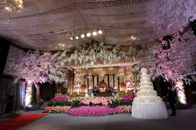 Flores Ballroom by Hotel Borobudur Jakarta - 005