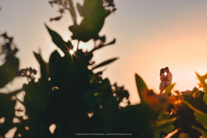 Dea & Rizky Prewedding Session by Thepotomoto Photography - 031