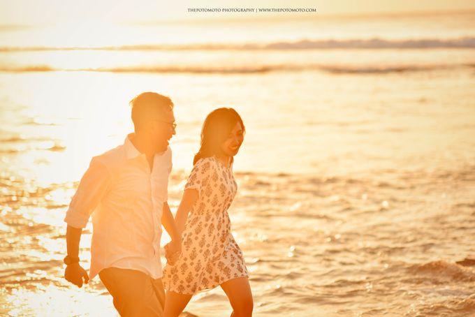 Dea & Rizky Prewedding Session by Thepotomoto Photography - 030