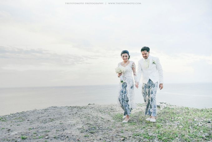 Ayu Hastari & Ryoichi Hutomo Wedding Day by Thepotomoto Photography - 030