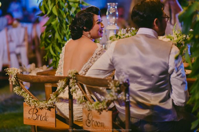 Ayu Hastari & Ryoichi Hutomo Wedding Day by Thepotomoto Photography - 032