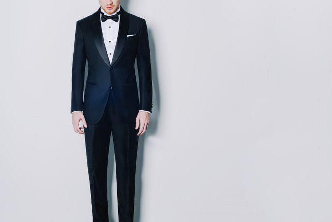 Custom Tuxedo by Edit Suits Co. - 003