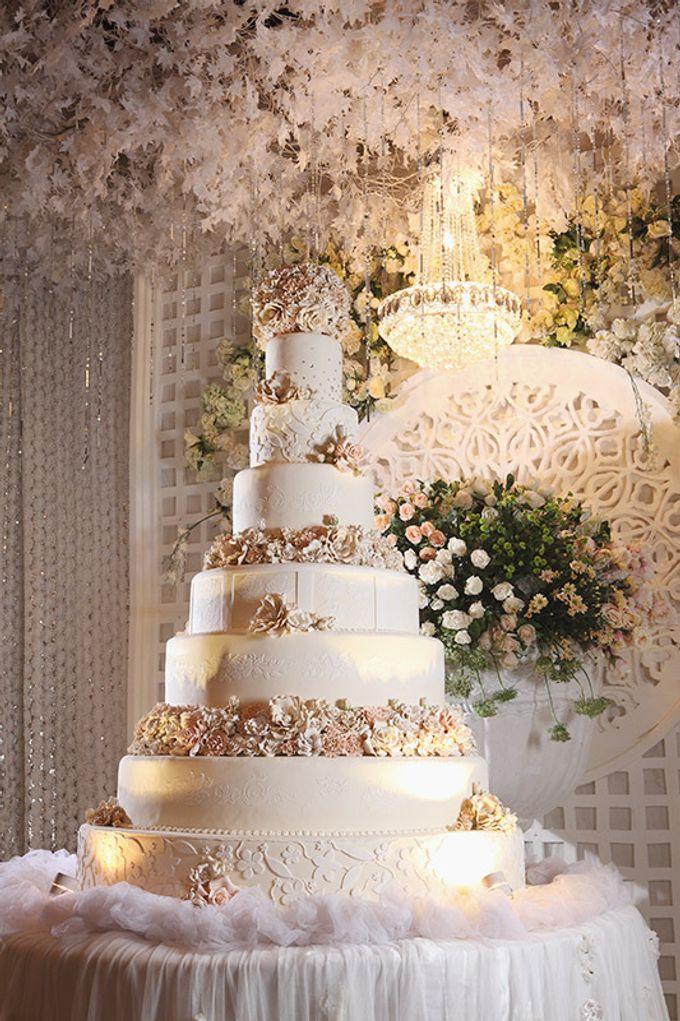 lucky seven by Elly`s Cake Art Boutique Bridestory.com