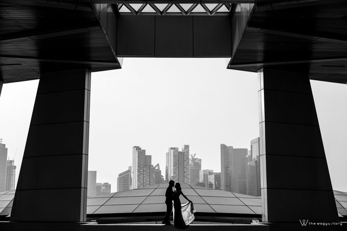 It Takes Two to Tango - Engagement Session by Tata by The Wagyu Story - 011