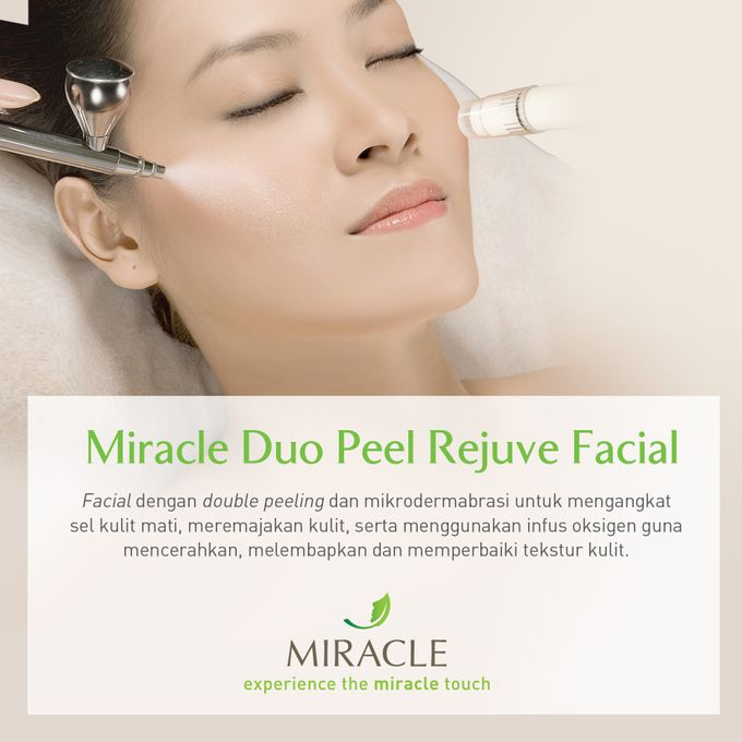 Miracle Prewed REJUVENATION Package by Miracle Aesthetic Clinic - 002