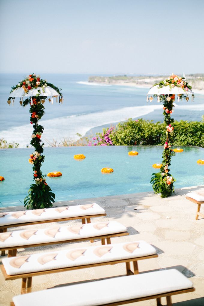 Nicholas & Marcella @ Villa Bayuh Sabbha by Bali Dream Day - 005