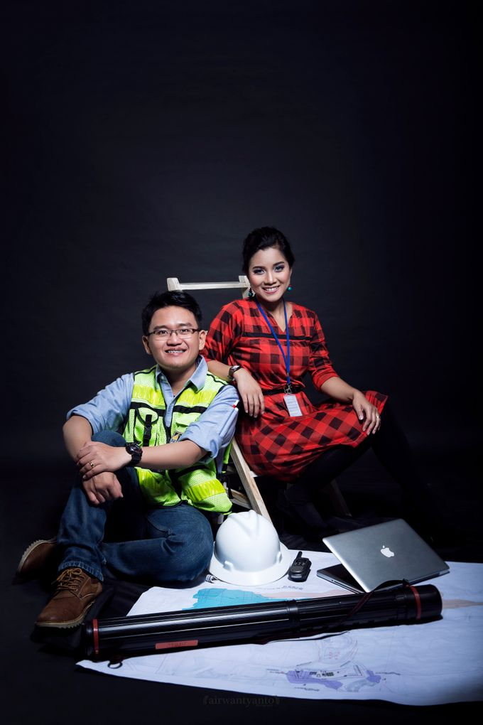Hesti & Radit Prewedding by airwantyanto project - 001
