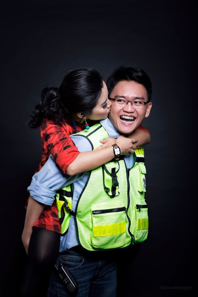 Hesti & Radit Prewedding by airwantyanto project - 003