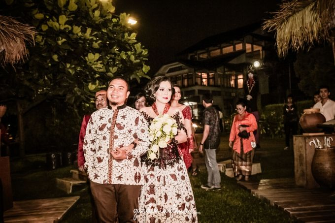 RINDA & ARI WEDDING by bright Event & Wedding Planner - 003