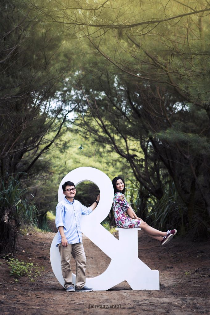 Hesti & Radit Prewedding by airwantyanto project - 008