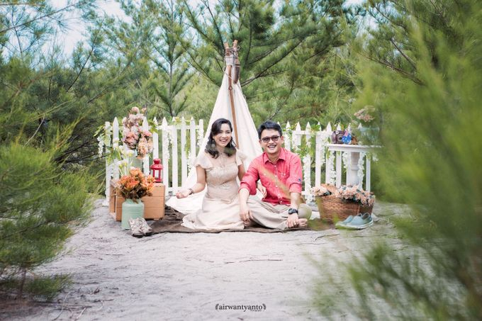 Hesti & Radit Prewedding by airwantyanto project - 010