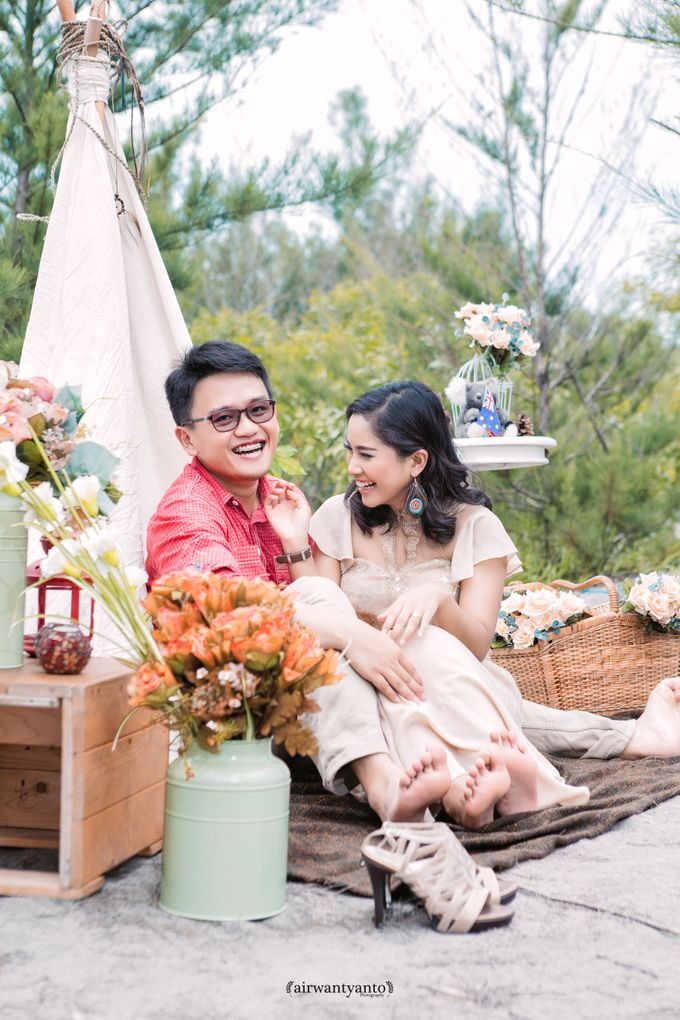 Hesti & Radit Prewedding by airwantyanto project - 011