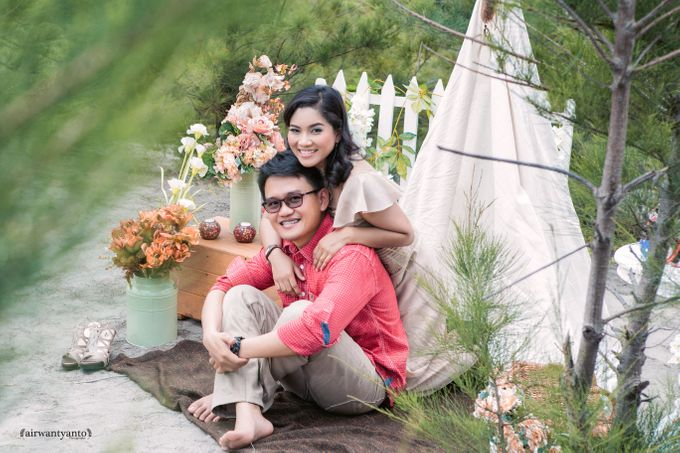 Hesti & Radit Prewedding by airwantyanto project - 012