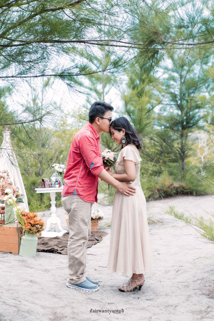 Hesti & Radit Prewedding by airwantyanto project - 015