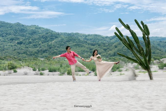 Hesti & Radit Prewedding by airwantyanto project - 016