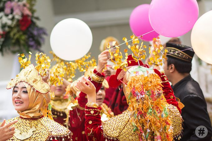 Noven & Reza Traditional Wedding Palembang by #thephotoworks - 020
