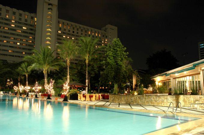 Singosari Room - Pool Side by Hotel Borobudur Jakarta - 016