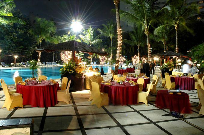 Singosari Room - Pool Side by Hotel Borobudur Jakarta - 015
