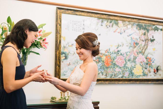 Amanda wedding by Charlane Yu Makeup and Hair - 002