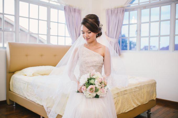 Amanda wedding by Charlane Yu Makeup and Hair - 001