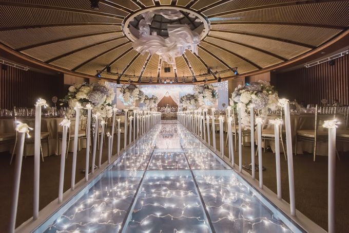 Ethereal night of celebrations by Spellbound Weddings - 001