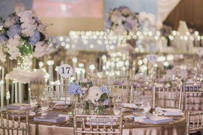 Ethereal night of celebrations by Spellbound Weddings - 003