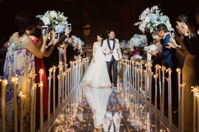 Ethereal night of celebrations by Spellbound Weddings - 013