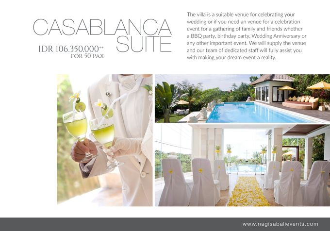 Nagisa Bali Wedding Pricelist by Nagisa Bali - 007